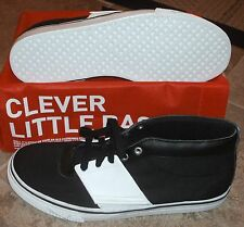 NEW PUMA EL ACE MID CVS Black White MENS NIB LTD Vintage NR