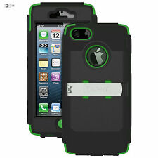 Trident Kraken Protective Hard Case Cover Screen Protector for Apple iPhone 5