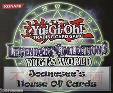 Yu-gi-oh Legendary Collection 3 - Rares Single Monsters Mint Card Selection