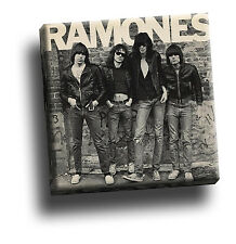 The Ramones Giclee Canvas Album Cover Picture Art