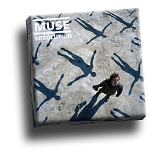 Muse - Absolution Giclee Canvas Album Cover Picture Art
