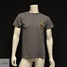 NWT Ed Hardy by Christian A. Men's T Shirt- Black Rose of Death Charcoal Gray