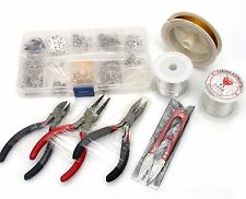 Set Jewelry Making Tools Pliers Scissors DIY Handmade Jewelry Accessories