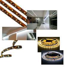 LED strip lights under cabinet lights 12v dc 1m to 5m lengths Warm & Cool White