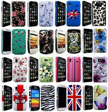BEAUTiFUL HARD CASE COVER SKiN WALLET POUCH HOLSTER FOR SAMSUNG VARiOUS MODELS