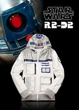 Marc Ecko Star Wars R2-D2 Bot Do It Track Jacket Hoody Bot Size 3XL Limited Rare