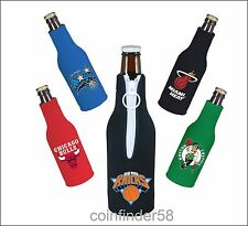 NBA Bottle Cooler Koozie Drink Holder- Pick Team