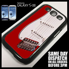 Samsung Galaxy S3 SIII Electric Guitar Strat Stratocaster Fender Case s9005