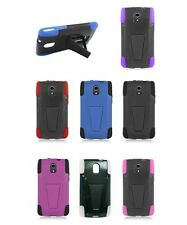 For Pantech Discover P9090 Cover Trifecta Kickstand Cell Phone Accessory Case