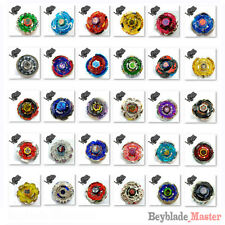 BEYBLADE Metal Masters Fusion Battle FIGHT + Double String spin LR Launcher NEW