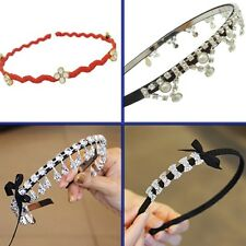 Gossip girl crystal ART collection hairband headband hair accessories - 4 TYPE