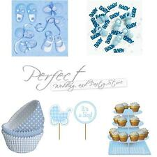 Its A Boy Design Partyware Baby New Born Party Table Decorations