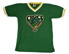 Cape Fear Crocs Baseball Womens Ladies Don Alleson Sizes S,M,L,XL,2XL