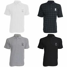 (Free PnP) Mens Old Course St Andrews Golf Short Sleeve Polo T-Shirt