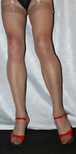 2 Pairs High Quality Sheer 15 Denier Stockings Various Colours and Sizes