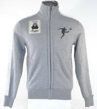 Ralph Lauren Rugby Heather Gray Zip Front 2011 England Rugby Jacket Mens NWT