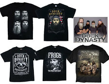 Duck Dynasty T-Shirt Jack Willie Phil Si Jase Robertson Several Styles to Choose