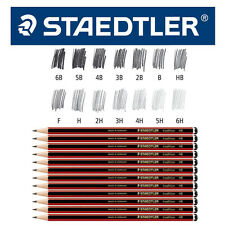 STAEDTLER TRADITION PENCILS ALL GRADES AVAILABLE BOX OF 12