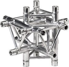 "GLOBAL TRUSS F33 SERIES 12"" TRIANGLE TRUSS 4-6 WAY CORNER CROSS & T-JUNCTIONS"