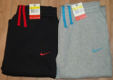Nike Fleece Jog Bottoms Jogging Sweat pants Joggers Tracksuit Grey Black BNIB
