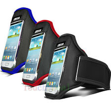 3X Running Sport Armband GYM Case Cover for Samsung Galaxy Cell Phones 2013 NEW