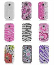 For Samsung Galaxy Stellar i200 Phone Accessory Bling Gem Cover Snap On Case