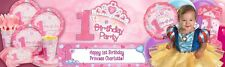 Princess 1st Birthday Party Supplies - Build Your Own Custom Party Kit with Pina