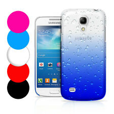 3D RAIN DROP DESIGN Housse Etui pour Samsung Galaxy S4 I9190 Mini + Film