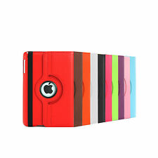 360° Rotating Magnetic PU Leather Stand Case Smart Cover  + Tools For iPad Mini