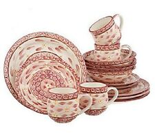 Temp-tations Old World 16-piece Dinnerware Service for 4  H13604 OR H168534 NEW