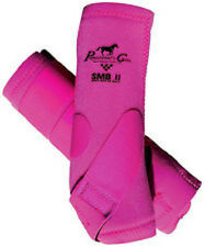 Professionals Choice SMB II Horse Medicine Boots Pink Raspberry All Sizes Tack
