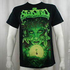Authentic THE SWORD Band Goddess T-SHIRT S M L XL 2XL 3XL Official NEW