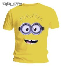 Official T Shirt DESPICABLE ME 2 Minion Dave 2 GOGGLES All Sizes