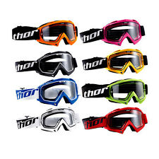 Thor Enemy Solid MX Brille Motocross Enduro Downhill MTB Goggle BMX Cross