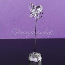 Butterfly Wedding Party Reception Number Menu Name Table Clip Place Card Holder