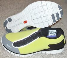 NEW NIKE FOOTSCAPE FREE QUICKSTRIKE 2012 Running MENS NSW Electrolime LTD NR