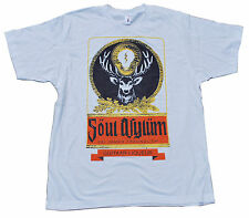 Soul Asylum Guitar Liquor (Jagermeister) 2 Sided T-Shirt - Brand New