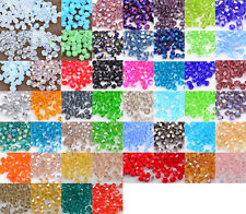 100/300/500pcs 4mm beads #5301 colorful Bicone glass crystal beads.choose color