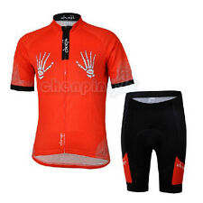 New Cycling Bike Short Sleeve Clothing Bicycle Women Suit Jersey + Shorts S-2XL