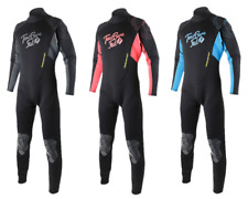Two Bare Feet SIGNATURE FULL BODY Adults Wetsuit - New Surf Diving Mens Womens