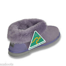 Womens Ugg Slippers-Boots Australian Made Sheepskin Ladies Moccasins - Boots