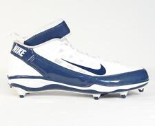 Nike Air Zoom D Superbad 3 Football Cleats Blue & White Mens NEW