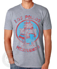LOS POLLOS HERMANOS funny Breaking Bad chickens logo Heisenberg N6210 T Shirt