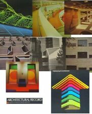 Back Issues (74-78) Architectural Record HOUSES Mags