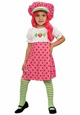Toddler Strawberry Shortcake Costume