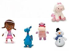Doc McStuffins~Lambie~Stuffy~Hallie~Chilly~PLUSH~NWT~Disney Store~YOU SELECT