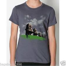 Minecraft Easter Island Statues Boy's Youth T-shirt Tee Tshirt  ( New )