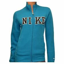 NIKE LETTERMAN LADIES/WOMENS TRACK/JACKET/JUMPER/SPORTS/TRAINING/SWEATSHIRT/GYM