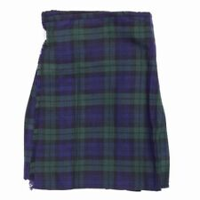 New Scottish Tartan Kids Black Watch Party Wedding Kilt Childrens All Sized
