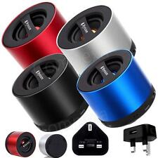 V9 Wireless Portable HandsFree Bluetooth Speaker For Samsung Chat 222 n more